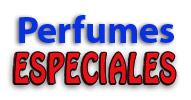 Especiales de Perfumes