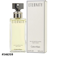 146310 CK ETERNITY 3.4 OZ  W10554