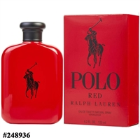 248936 POLO RED 4.2 OZ