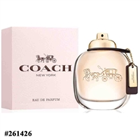 261426 COACH NEW YORK 3.0 OZ