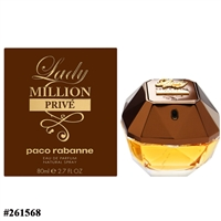 261568 LADY MILLION PRIVE 2.7 OZ