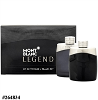 264834 MONTBLANC LEGEND 2 PIECE SET 3.3
