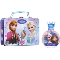 771171 Frozen Disney Metallic Case Gift Set 3.4