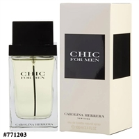 771203 CH CHIC 3.4 EDT SP FOR MEN