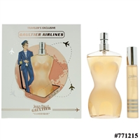 771215 JEAN PAUL GAULTIER 2 PCS SET 3.4 SP